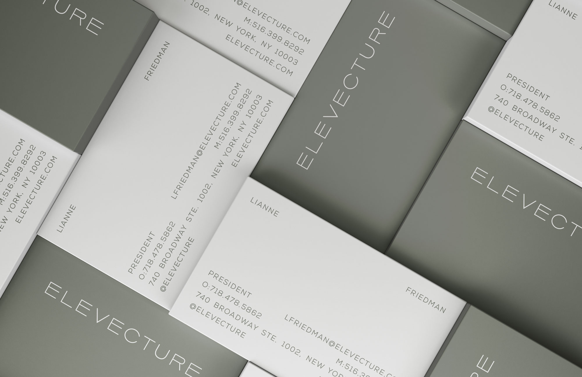 Elevecture-BCards