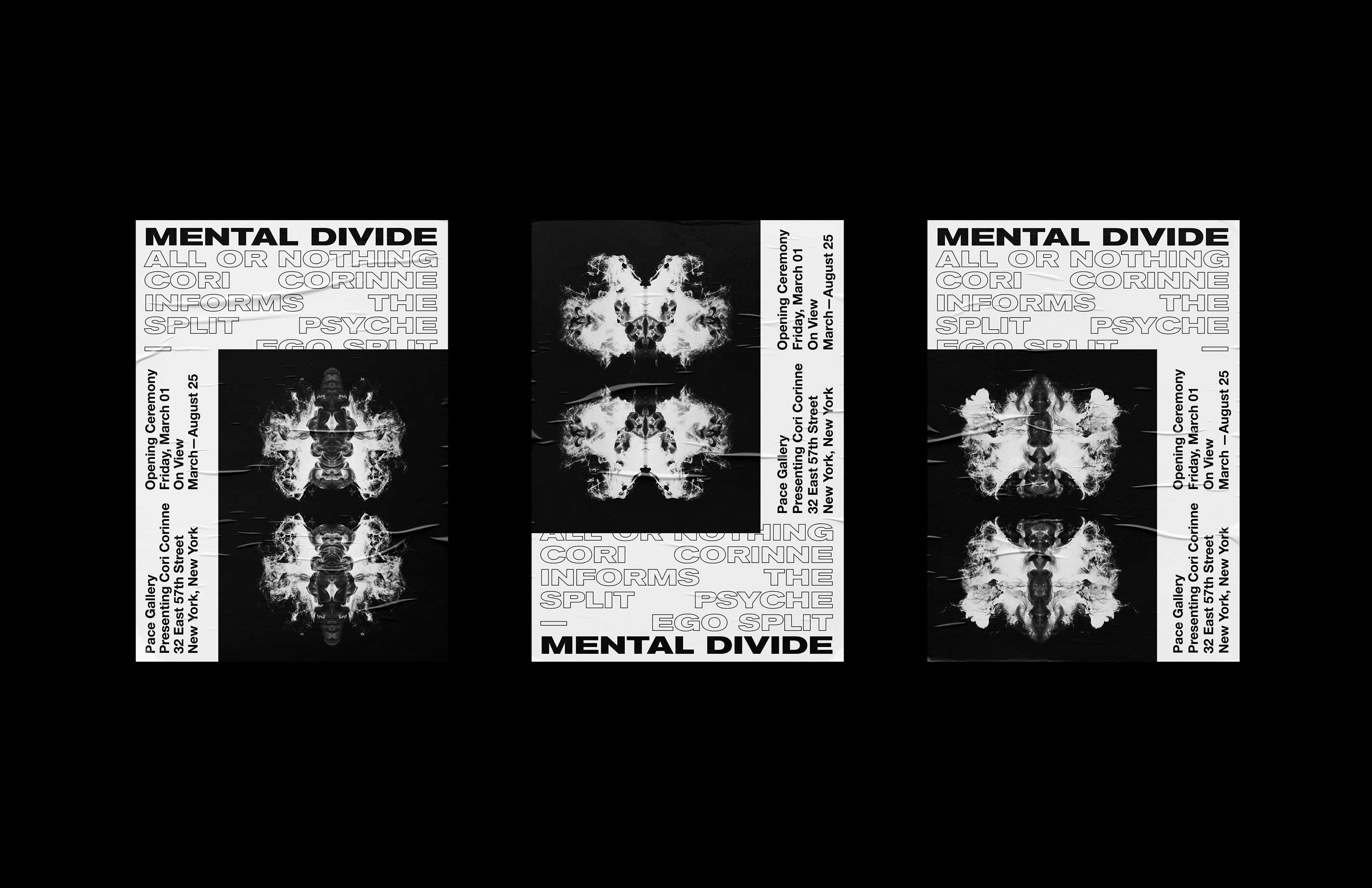 Mental Divide Exhibit